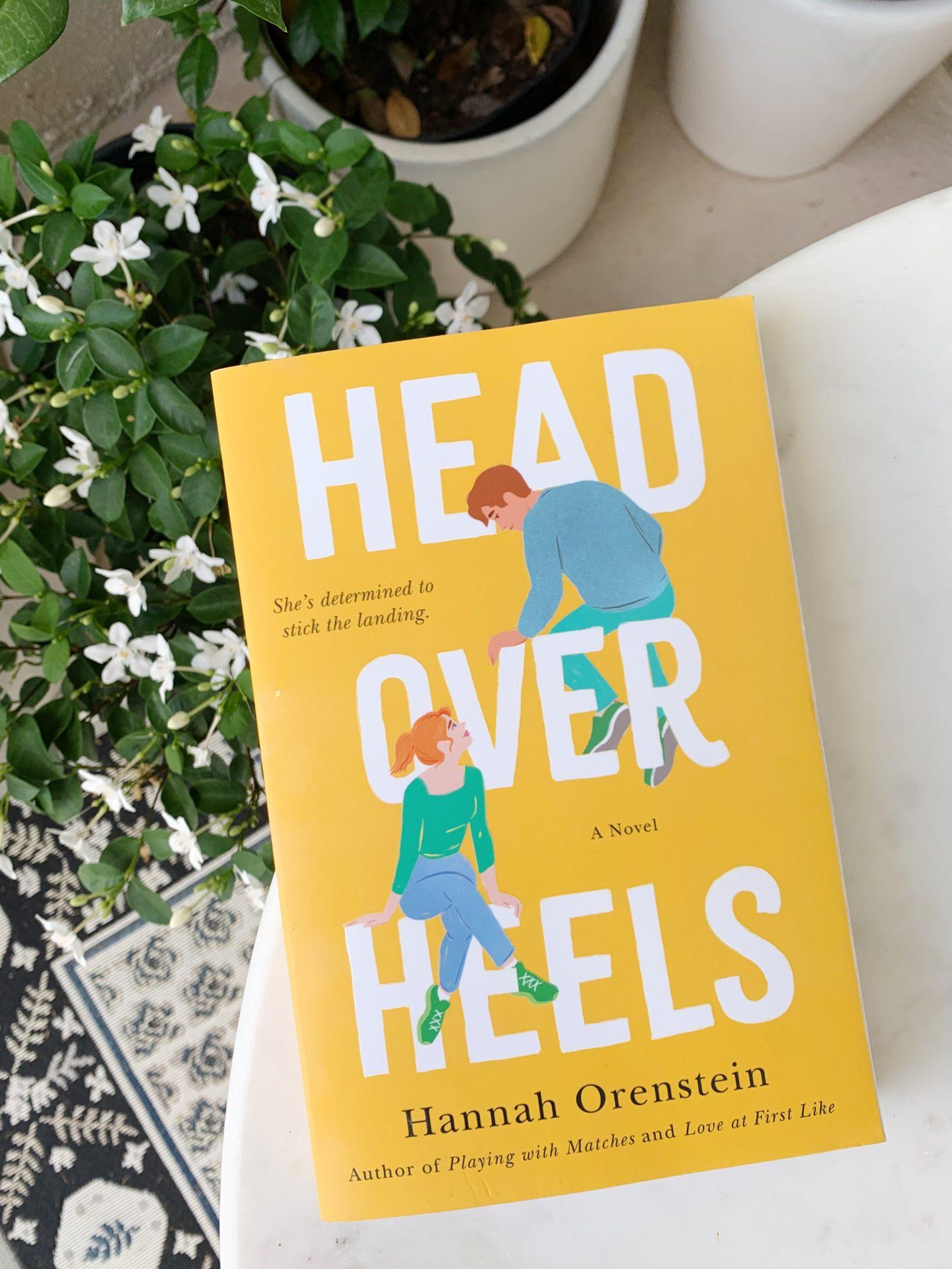 August's Book: Head Over Heels