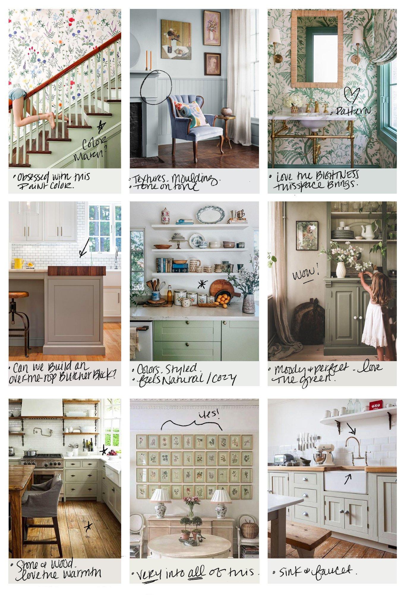 Ashley Brooke's Green Kitchen Inspiration