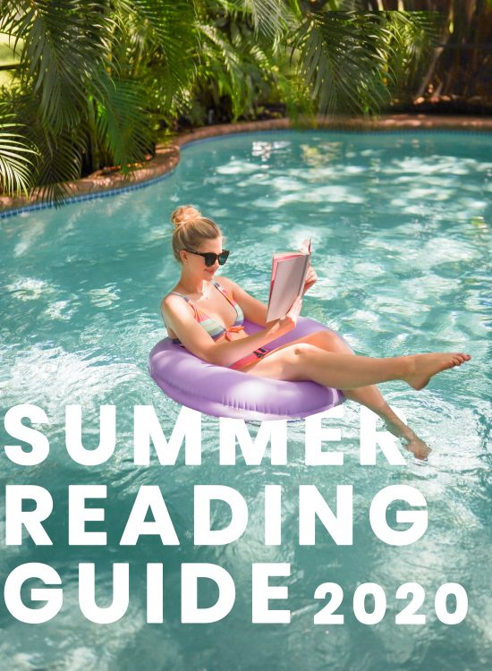 Ashley Brooke's Book Club Summer 2020 Reading List