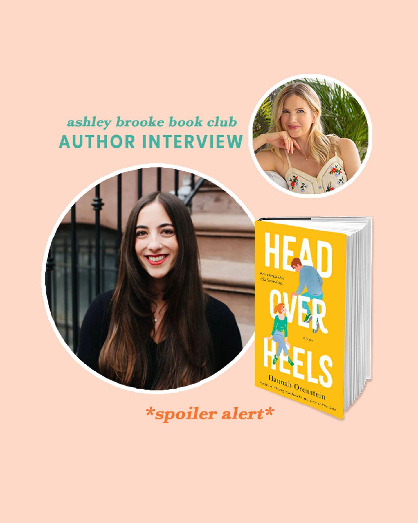 Author Interview: Hannah Orenstein