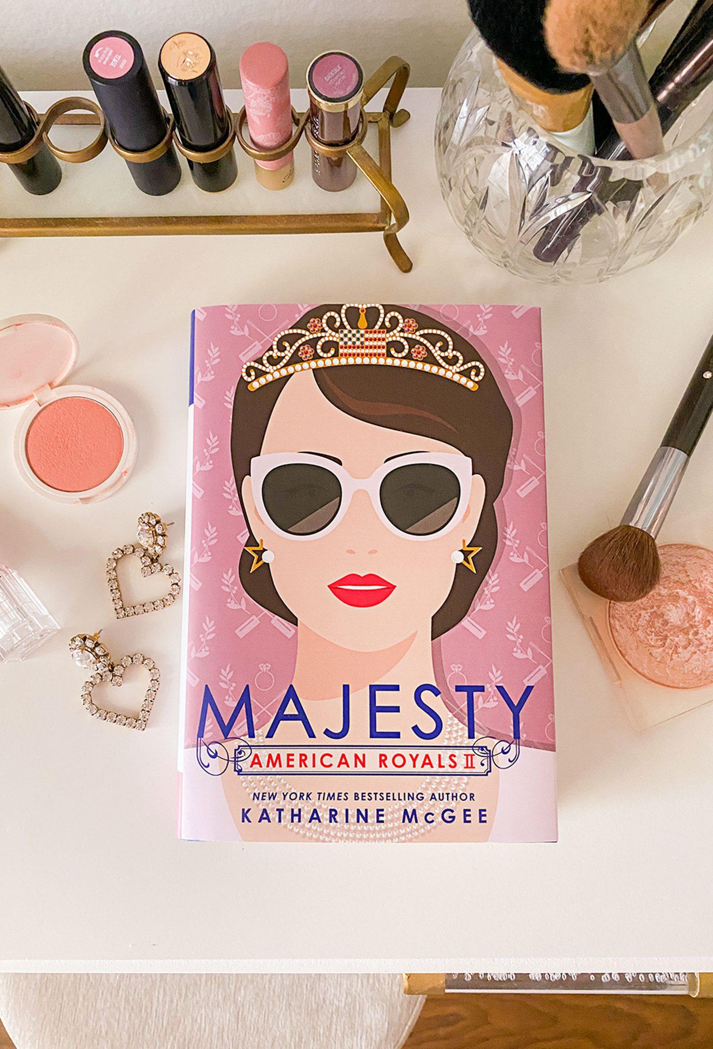 September's Book: Majesty