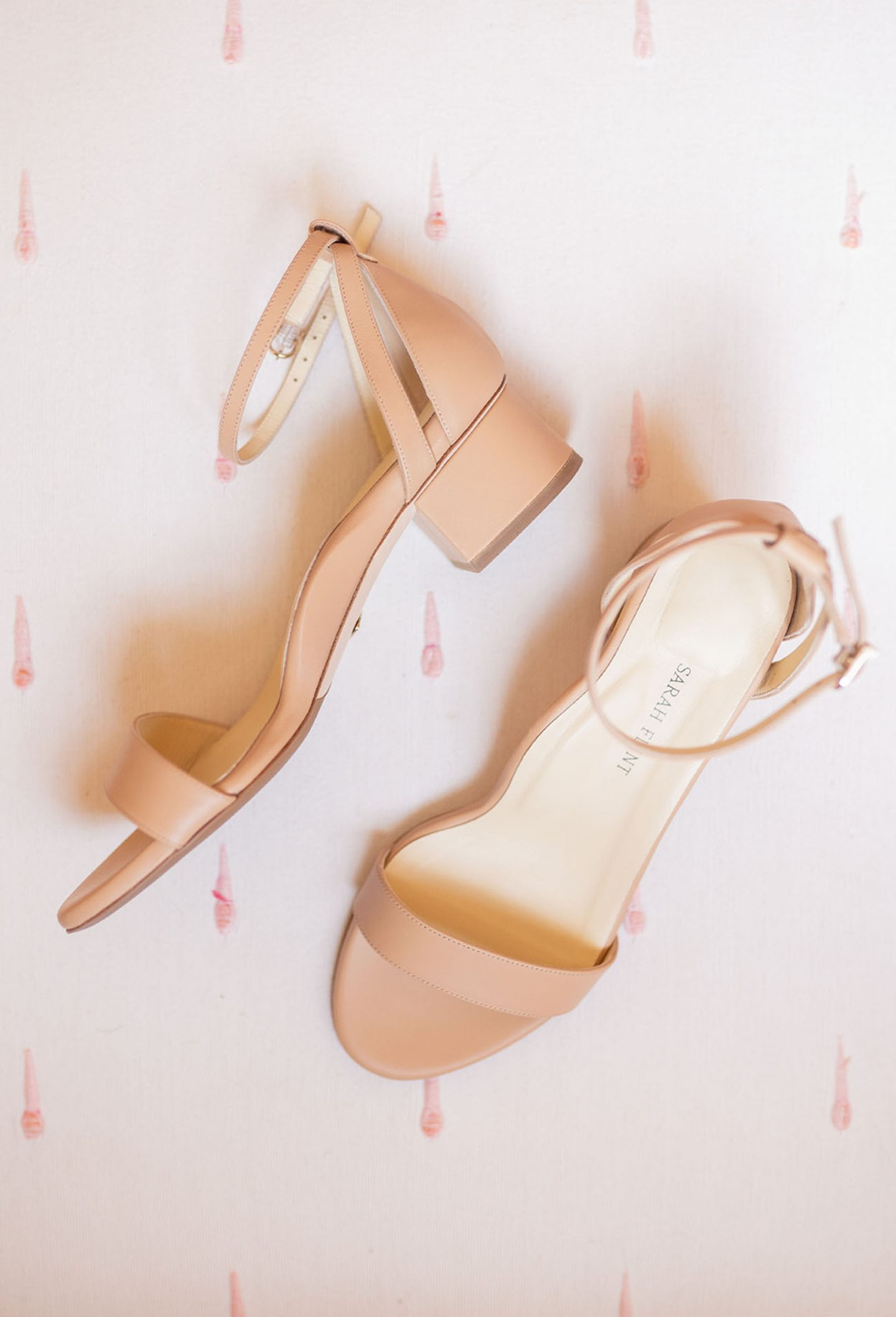 Sarah Flint Shoes worn by Ashley Brooke of www.ashleybrookedesigns.com