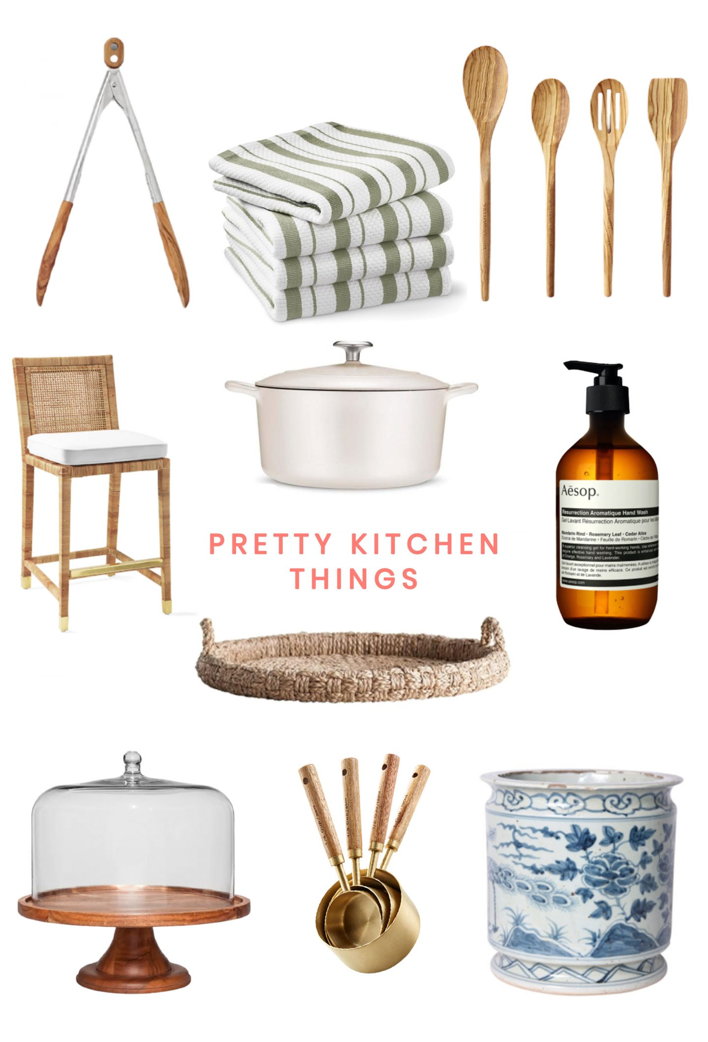 Pretty Kitchen Things
