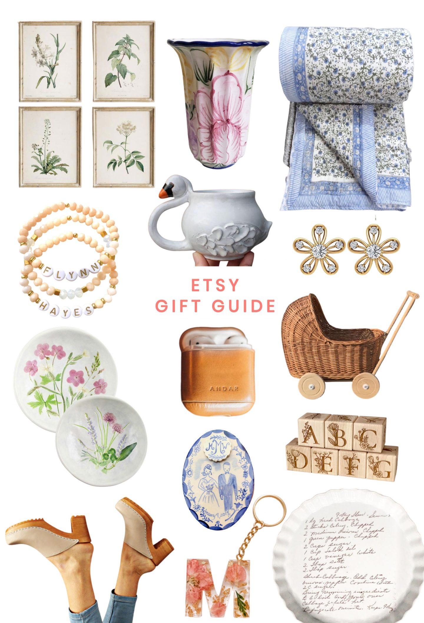 2020 Etsy Gift Guide