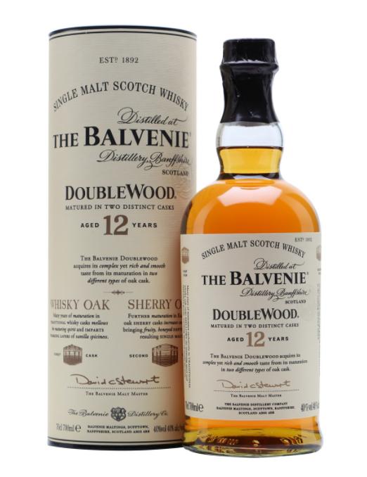 Balvenie Scotch - 2020 Men's Gift Guide