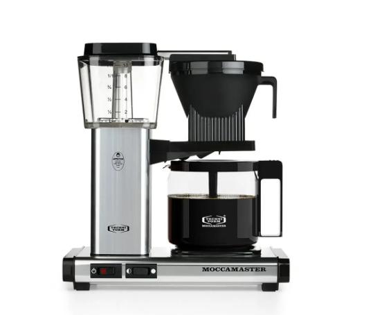 Mochamaster Coffee Maker - 2020 Men's Gift Guide
