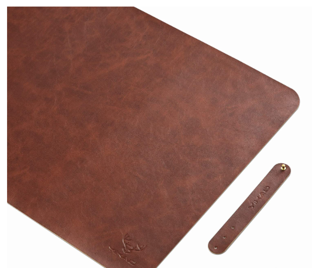 Leather Desk Pad - 2020 Men's Gift Guide