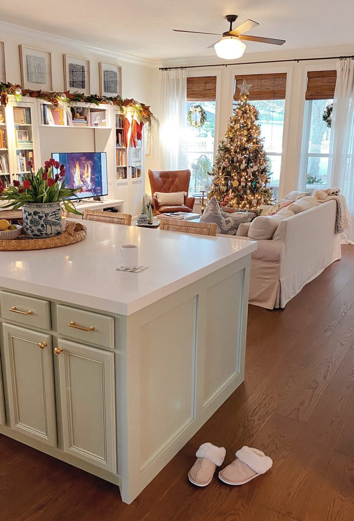 Christmas at Ashley Brooke's Home
