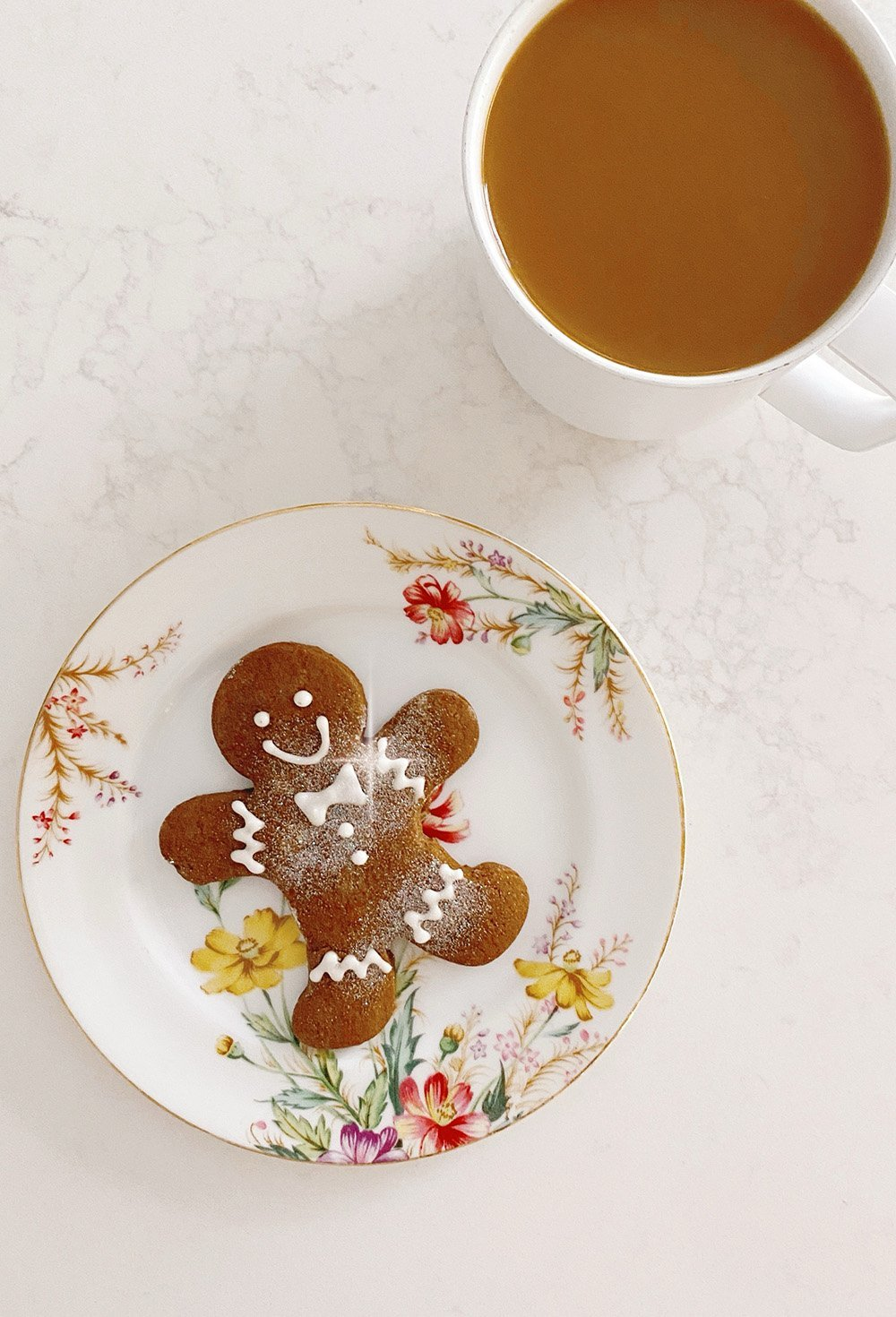 Ashley Brooke's GF DF gingerbread cookie recipe
