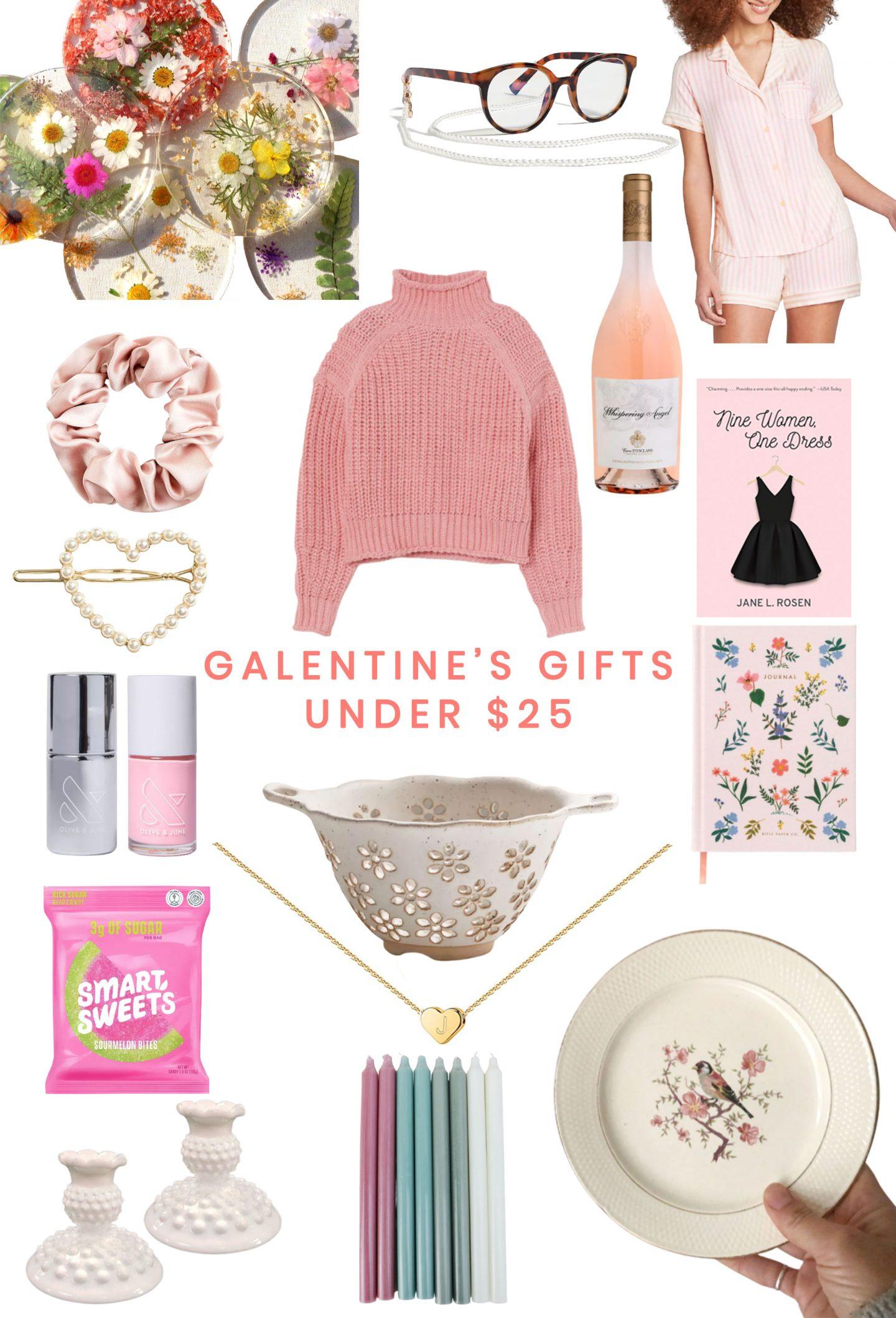Galentine Gifts Under $25
