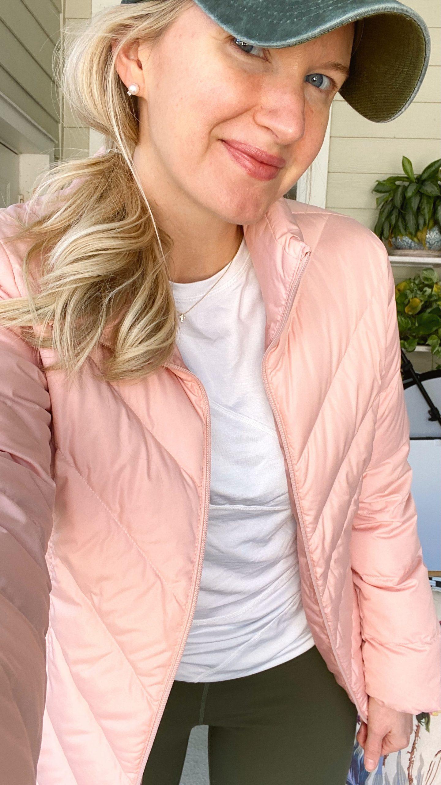 Pretty Pink Puffers