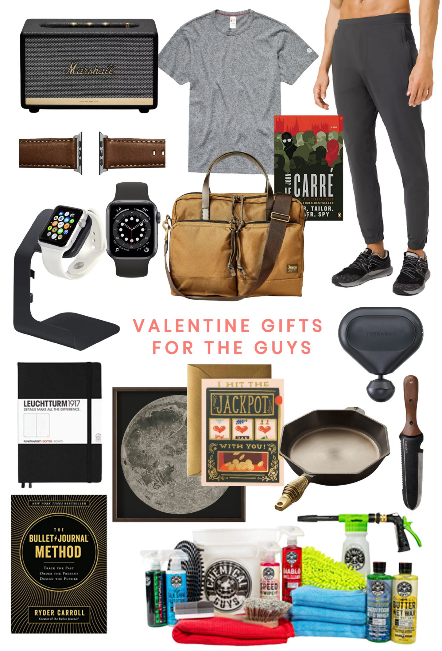 Valentine Gifts For The Guys
