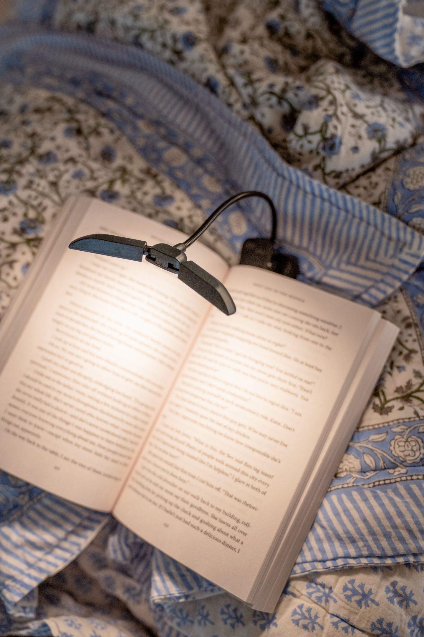 The Best Book Light
