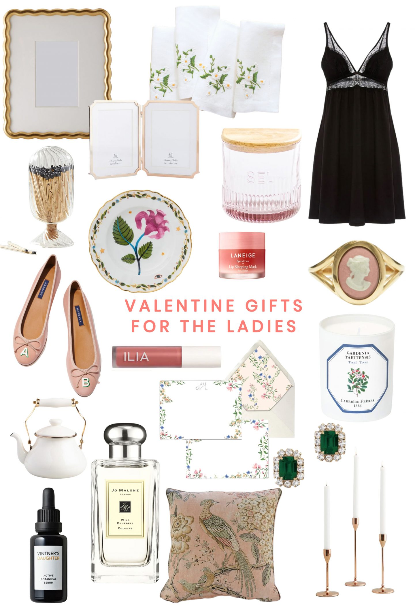 Valentines gift guide for women