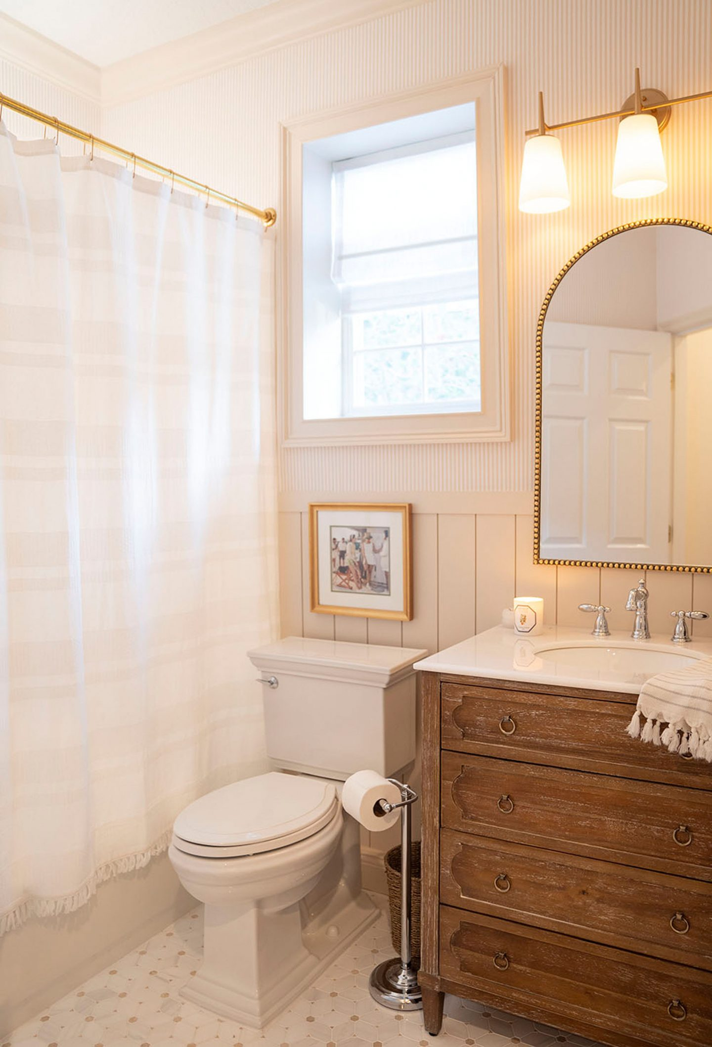 Guest Bathroom Links & Sources