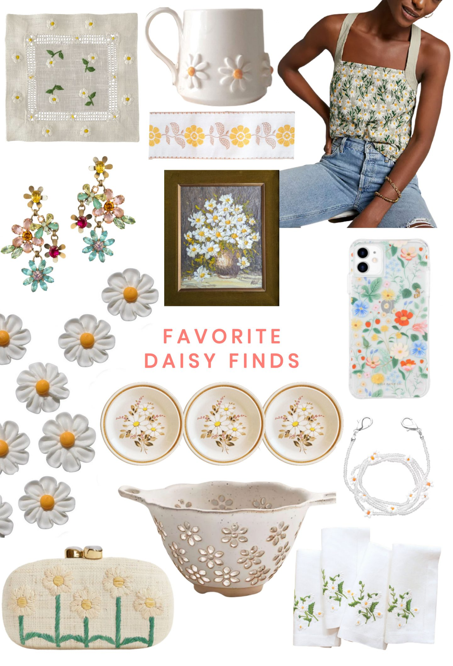 All The Daisy Things