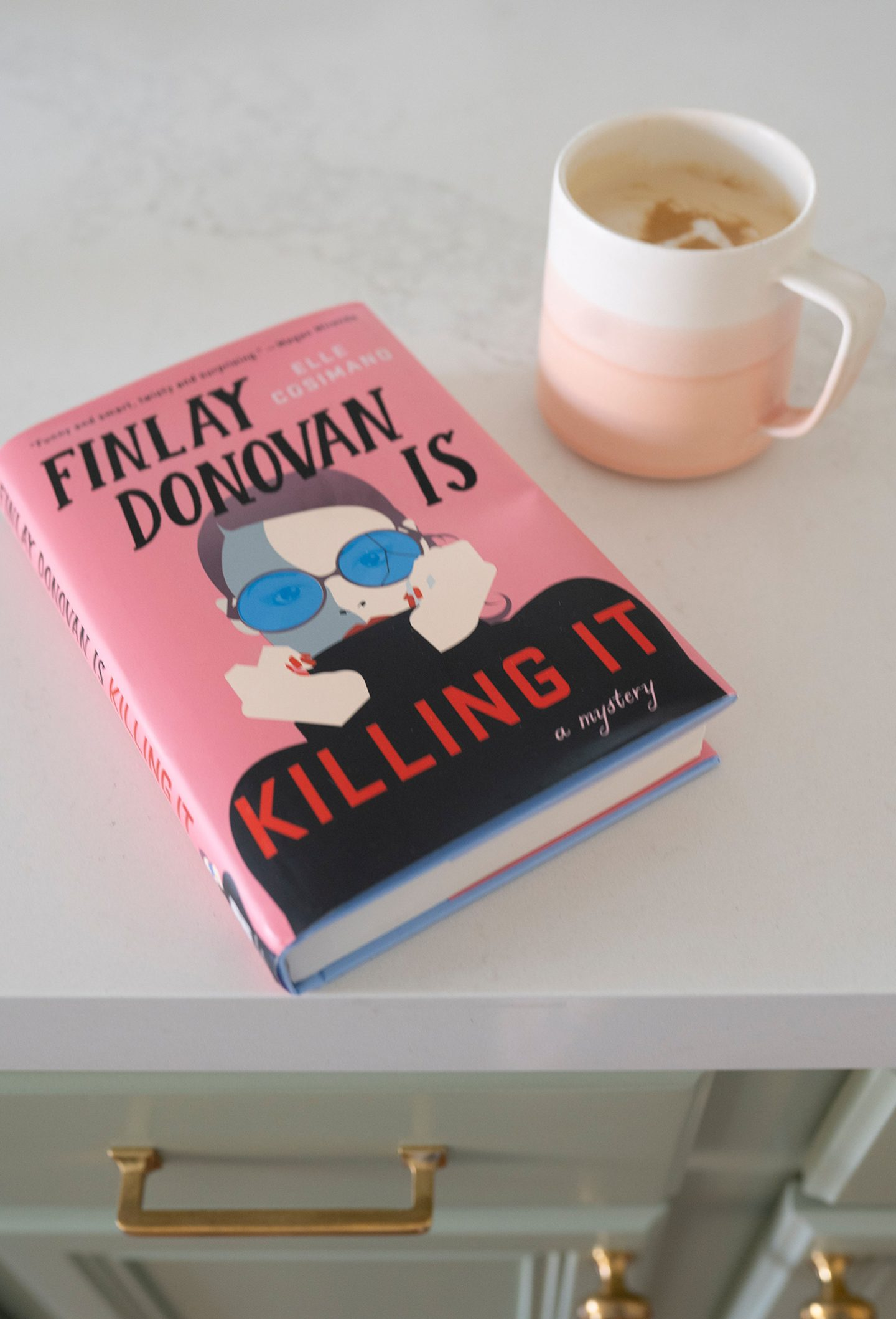 Discussion: Finlay Donovan is Killing It