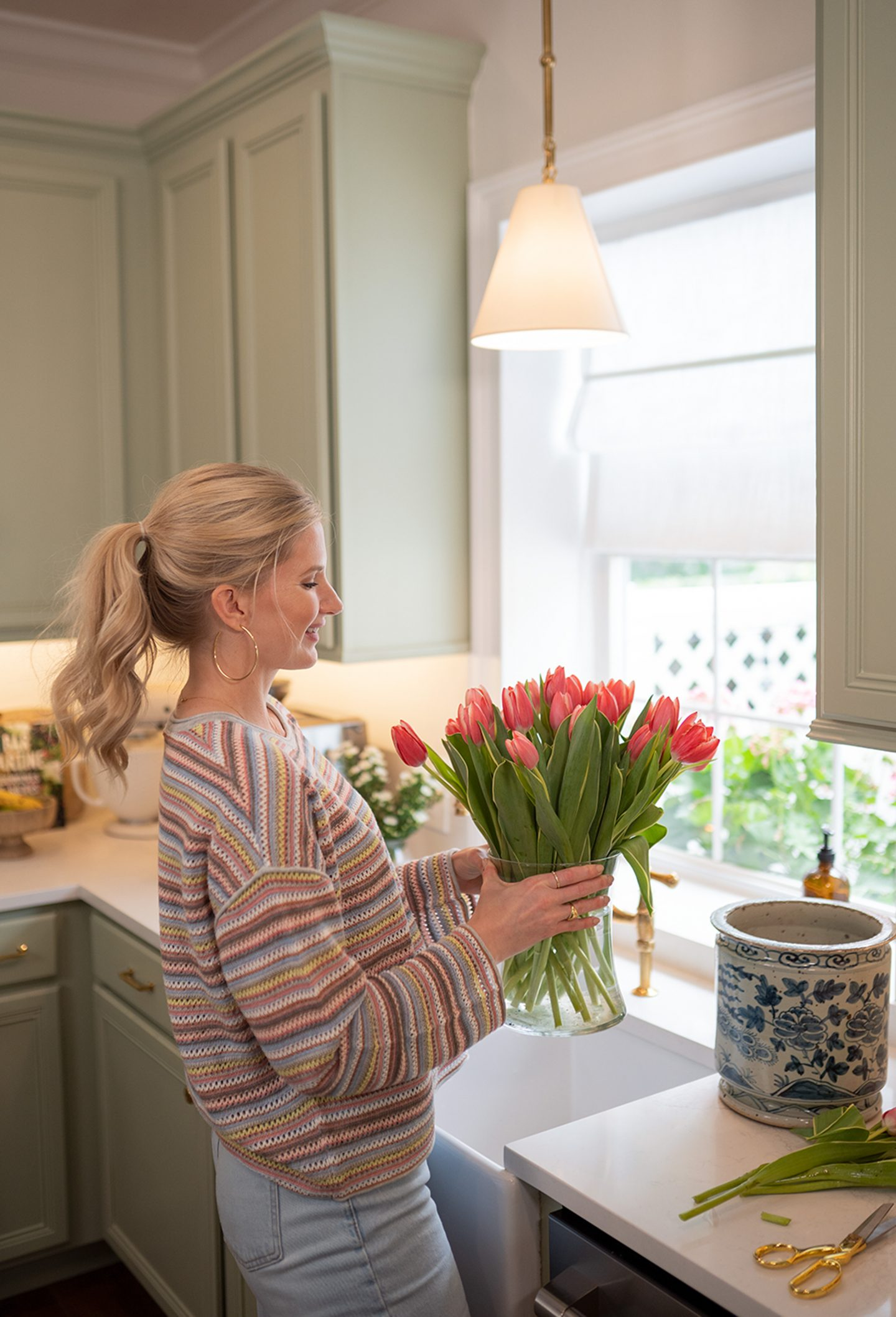 flower vase hacks