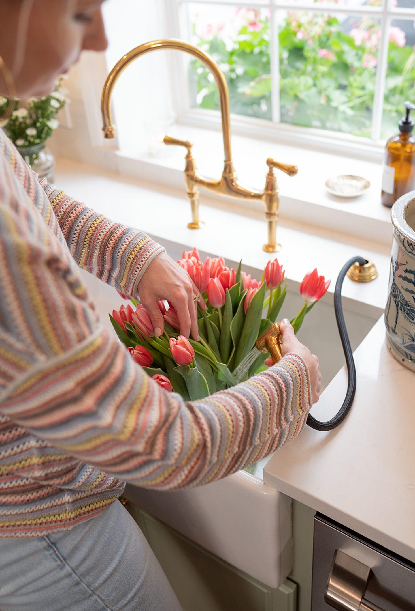 flower arrangement hacks