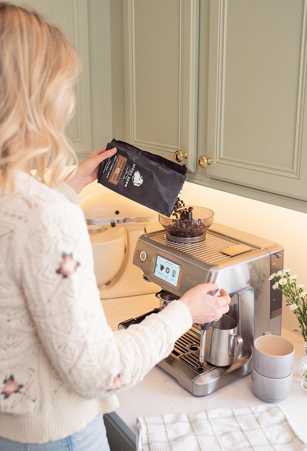 Breville Barista Touch Espresso Machine Review