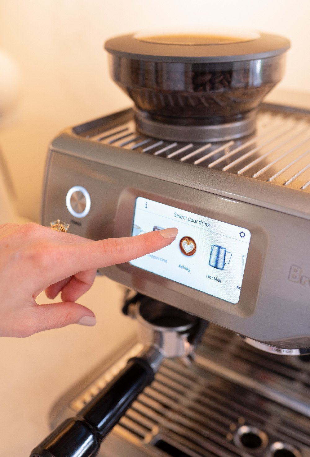 Breville Barista Touch Espresso Machine Cleaning And Maintenance Tips