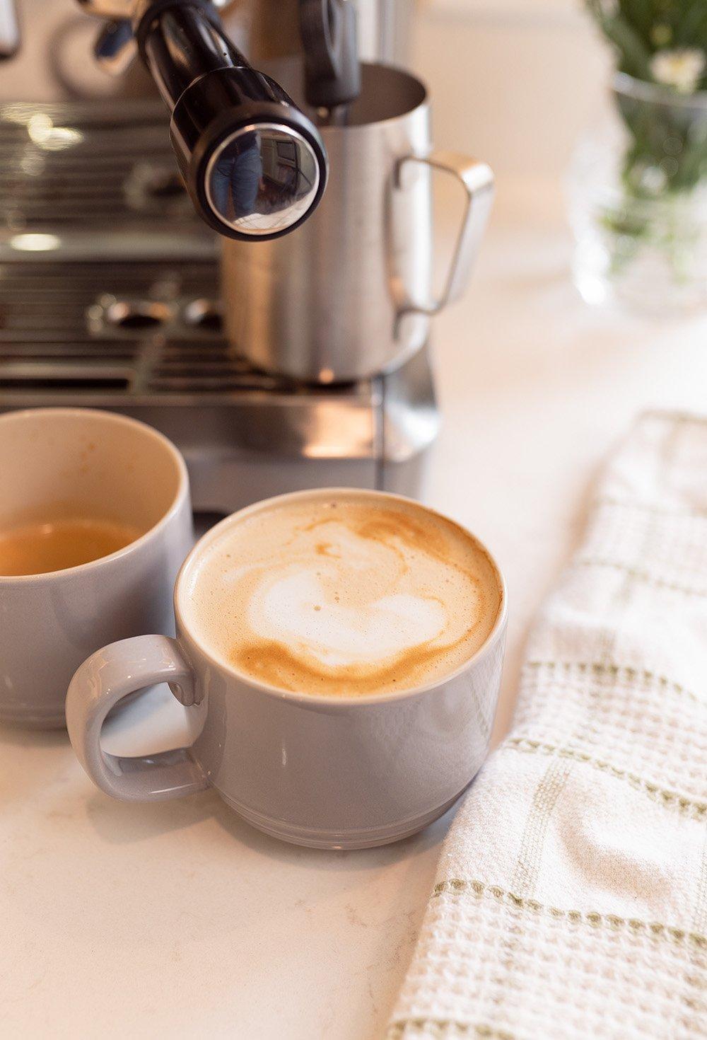 Breville Espresso Machine settings