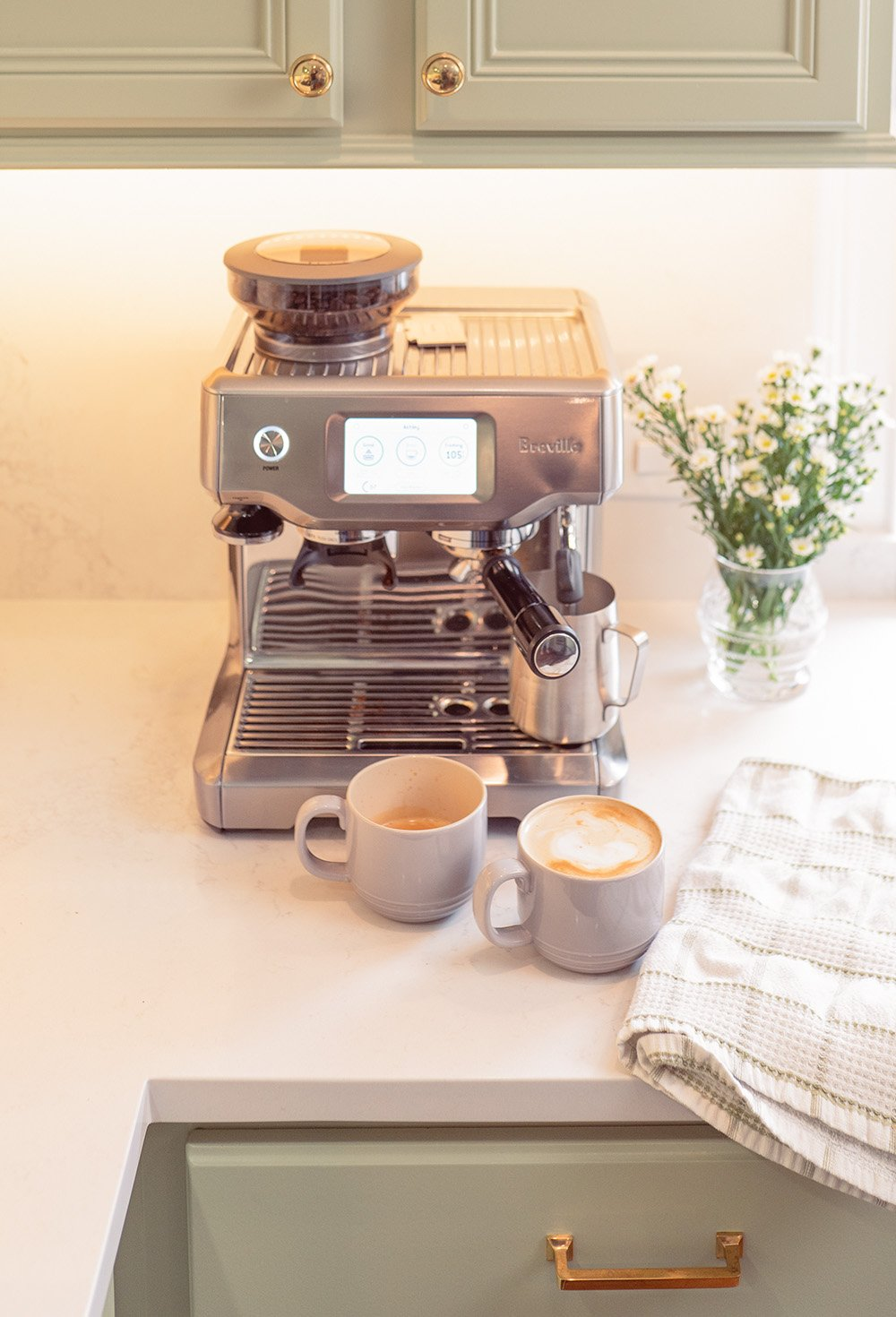 how to make cafe-style coffee at home