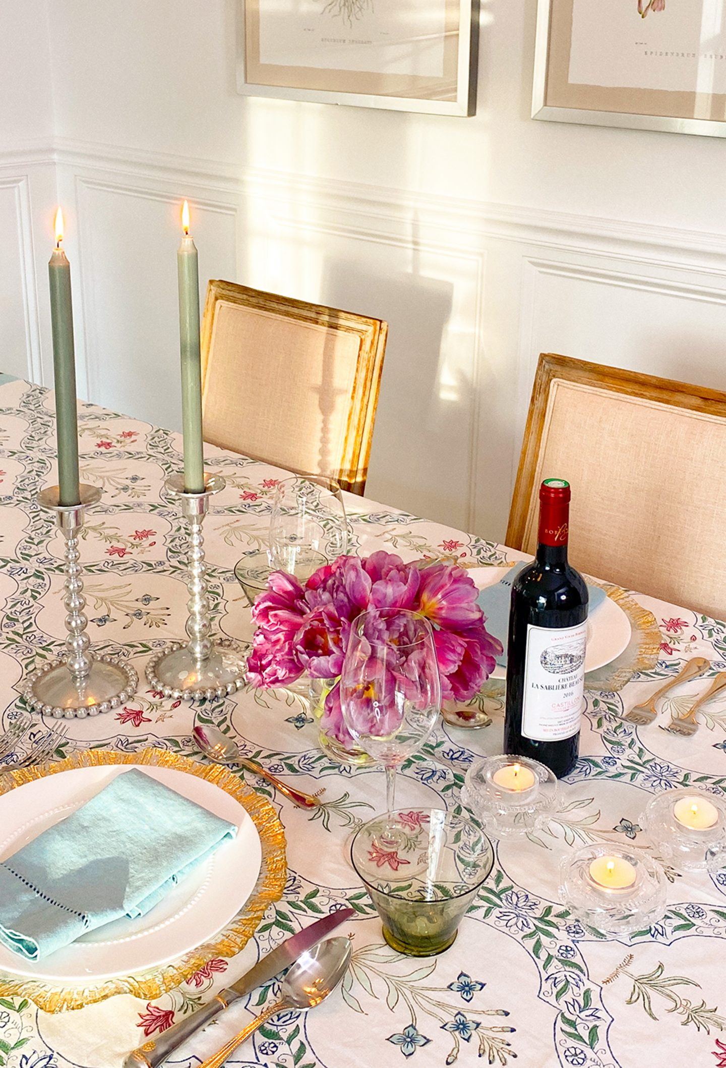 6 Playlists For Your Next Dinner Party