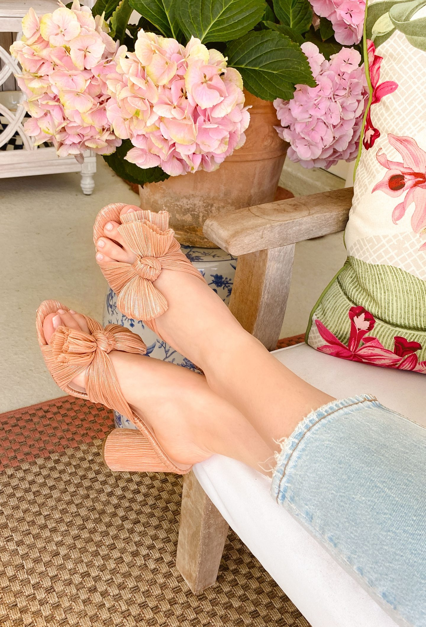 Loeffler Randall Penny Bow Heel Review