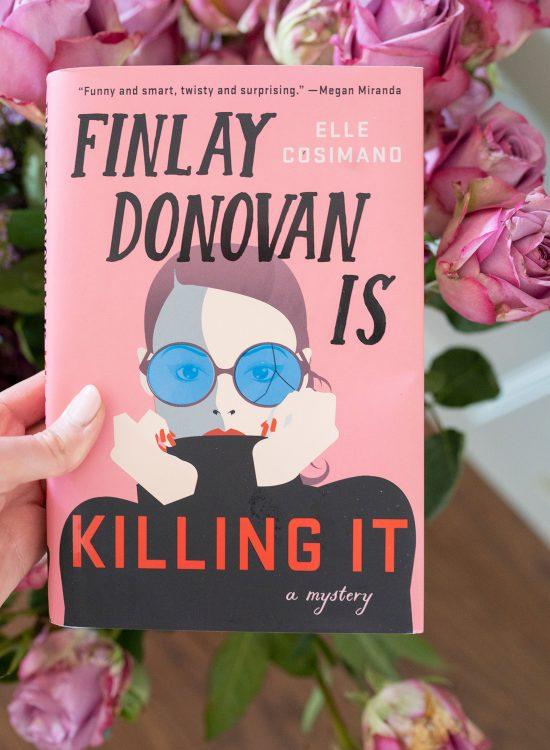 Finlay Donovan is Killing It by Elle Cosimano