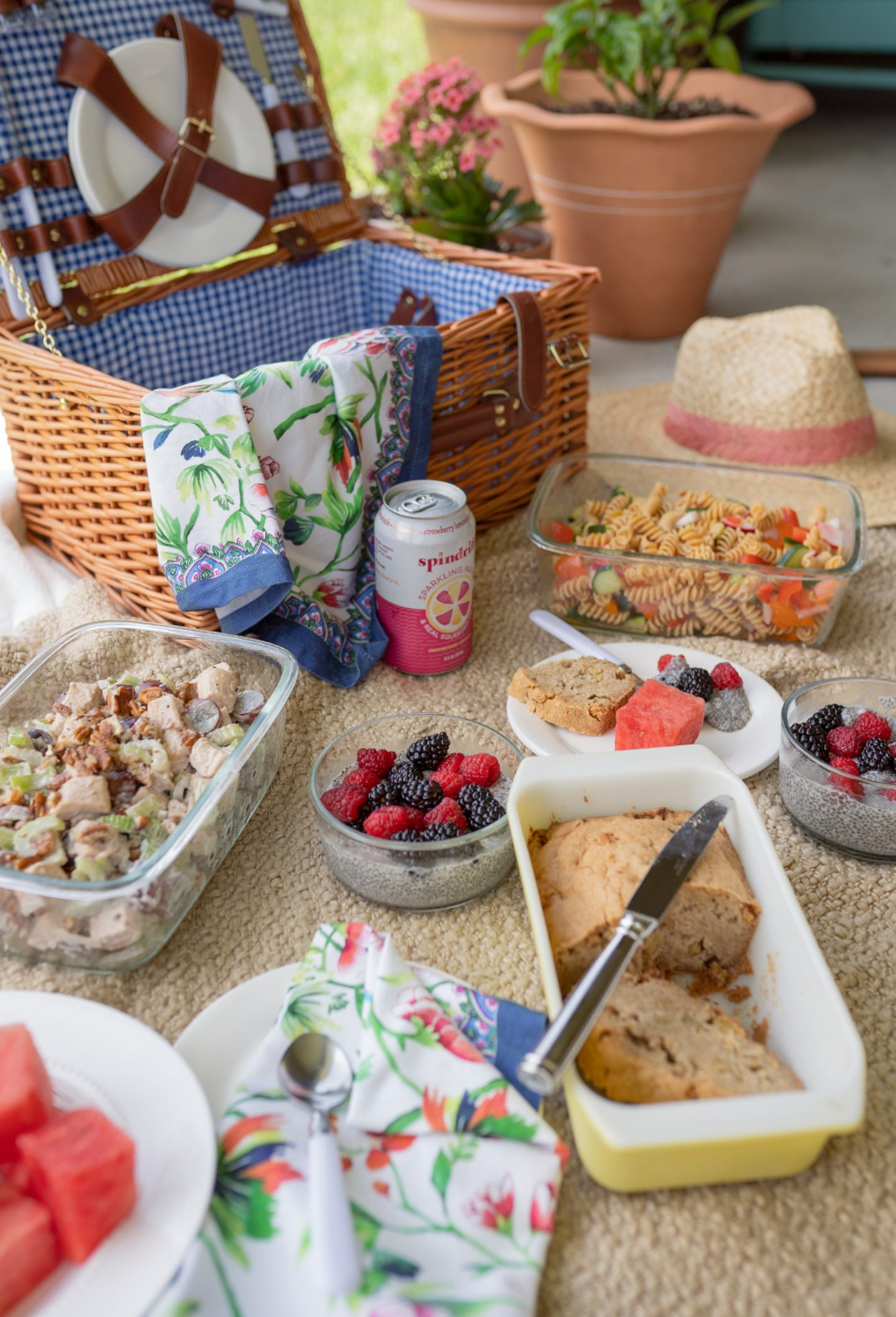 Picnic For Two, Gluten & Dairy Free