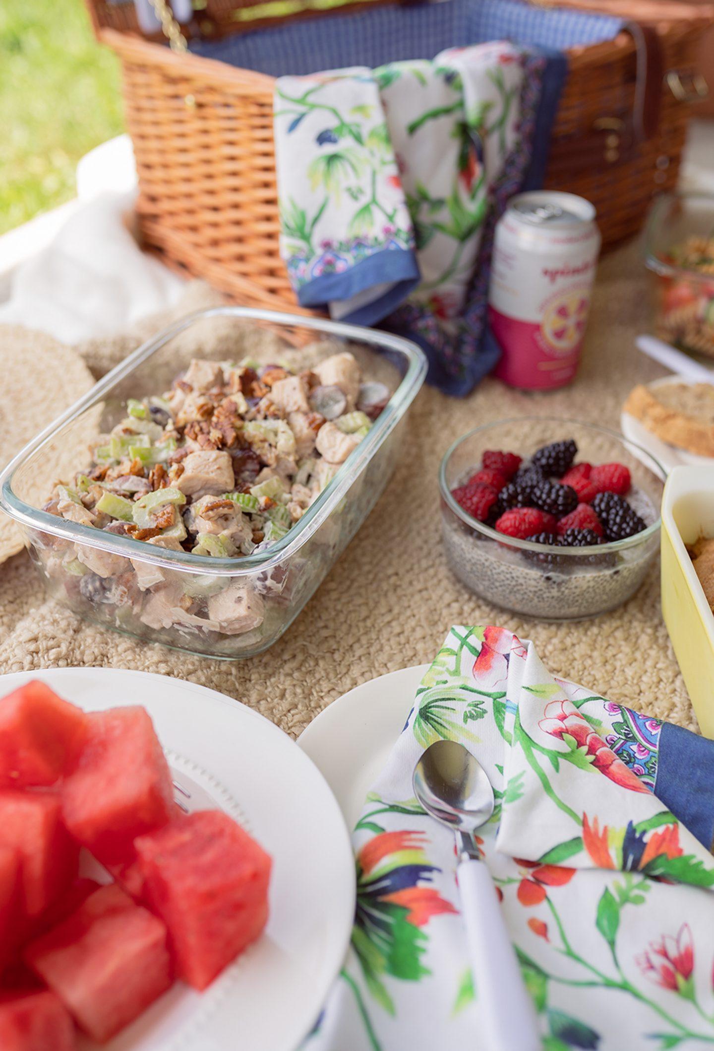 healthy food for picnics