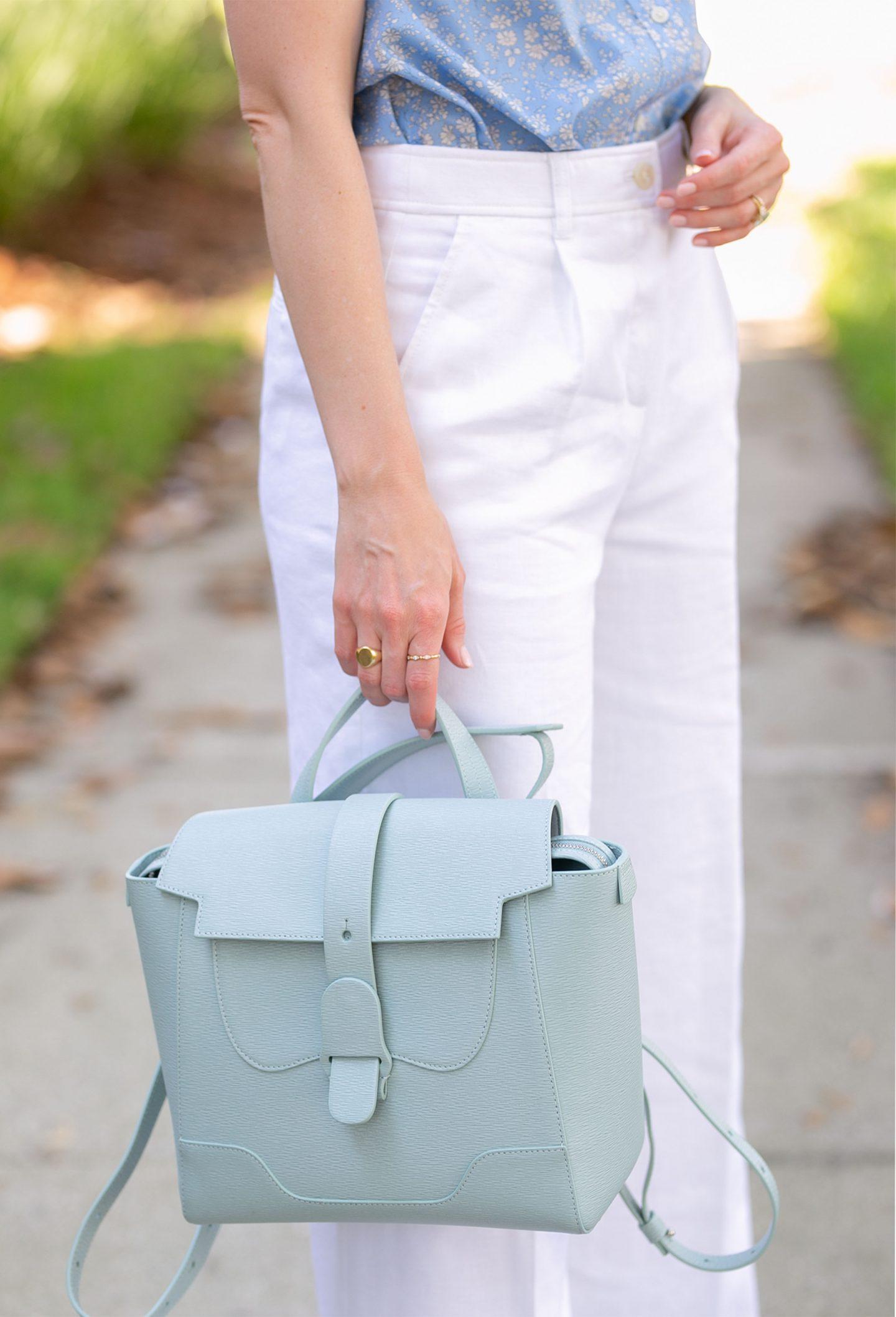 The Best White Wide Leg Linen Pants