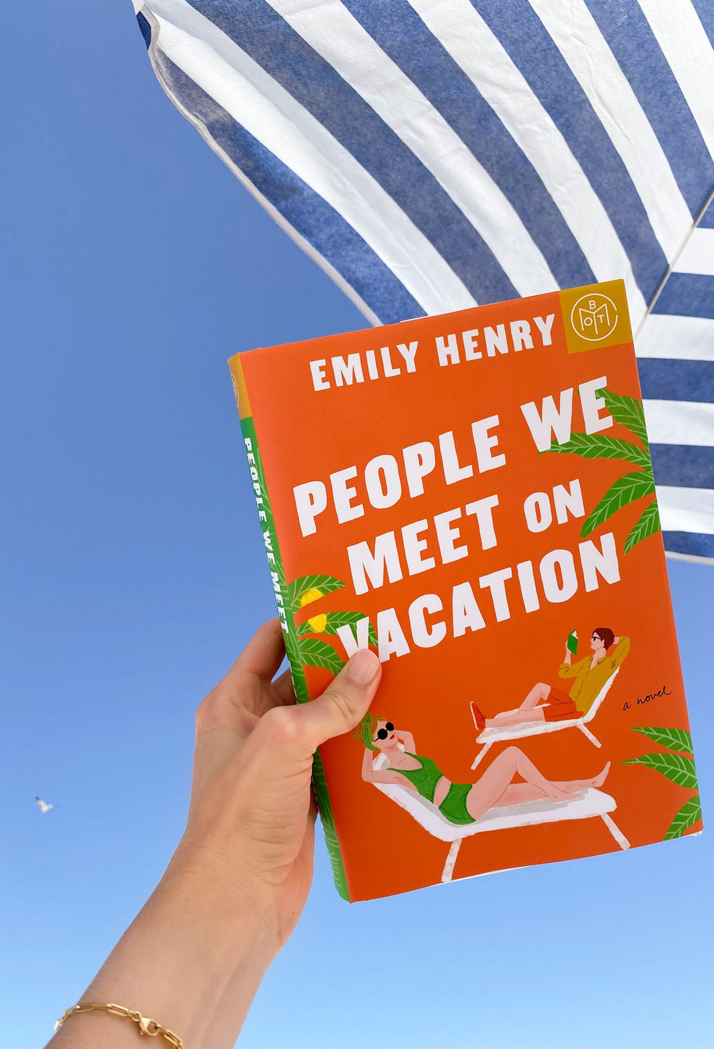 June's Book: People We Meet on Vacation
