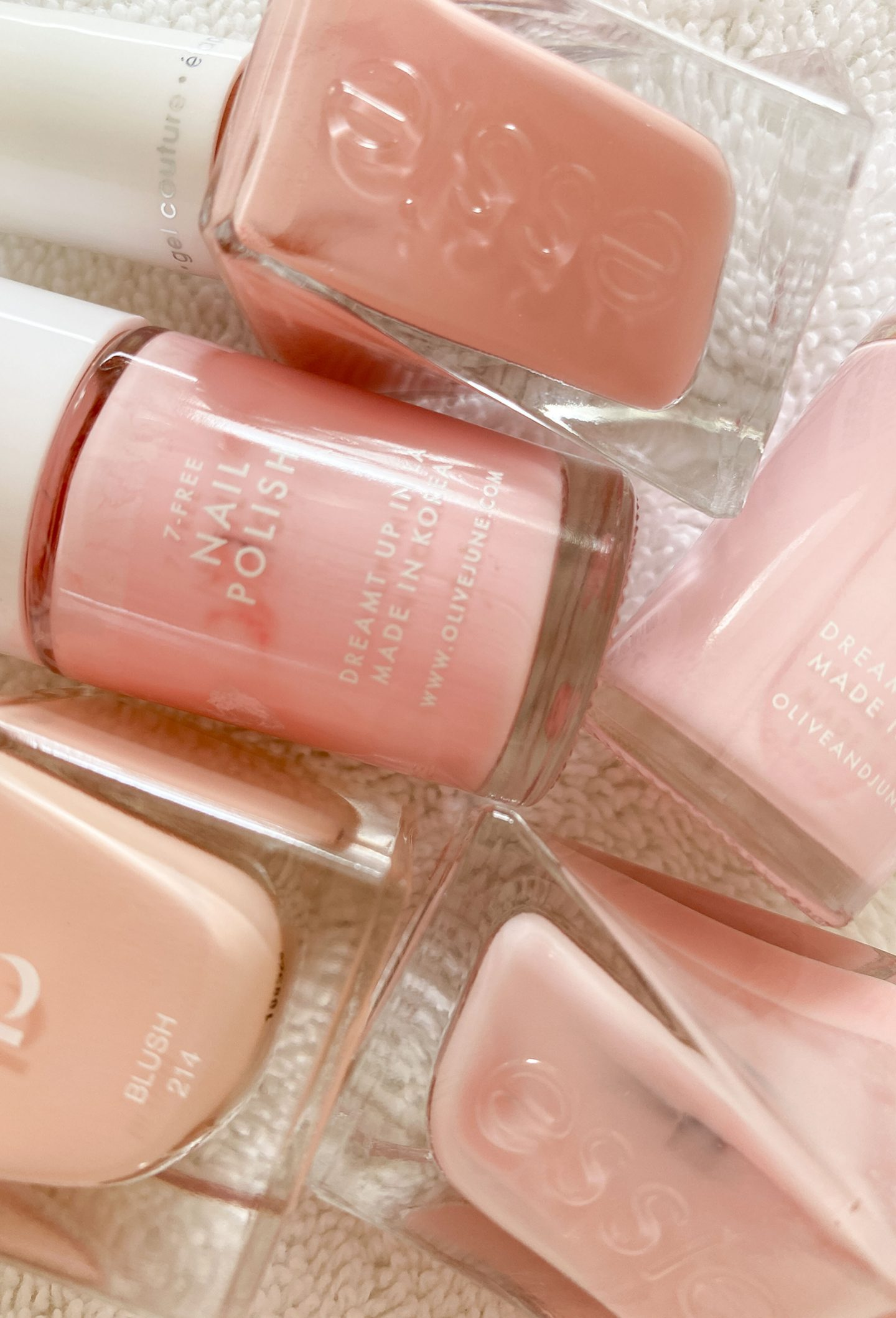 5 Best Pale Pink Nail Polishes