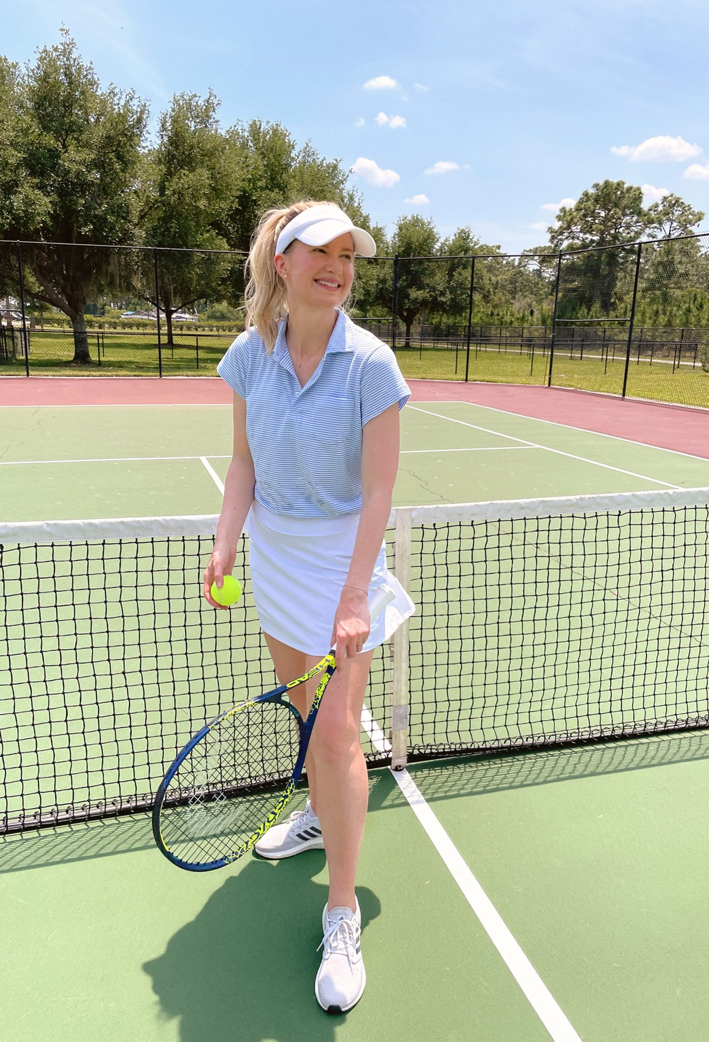Monday Morning Musings | No.160 | tennis outfit
