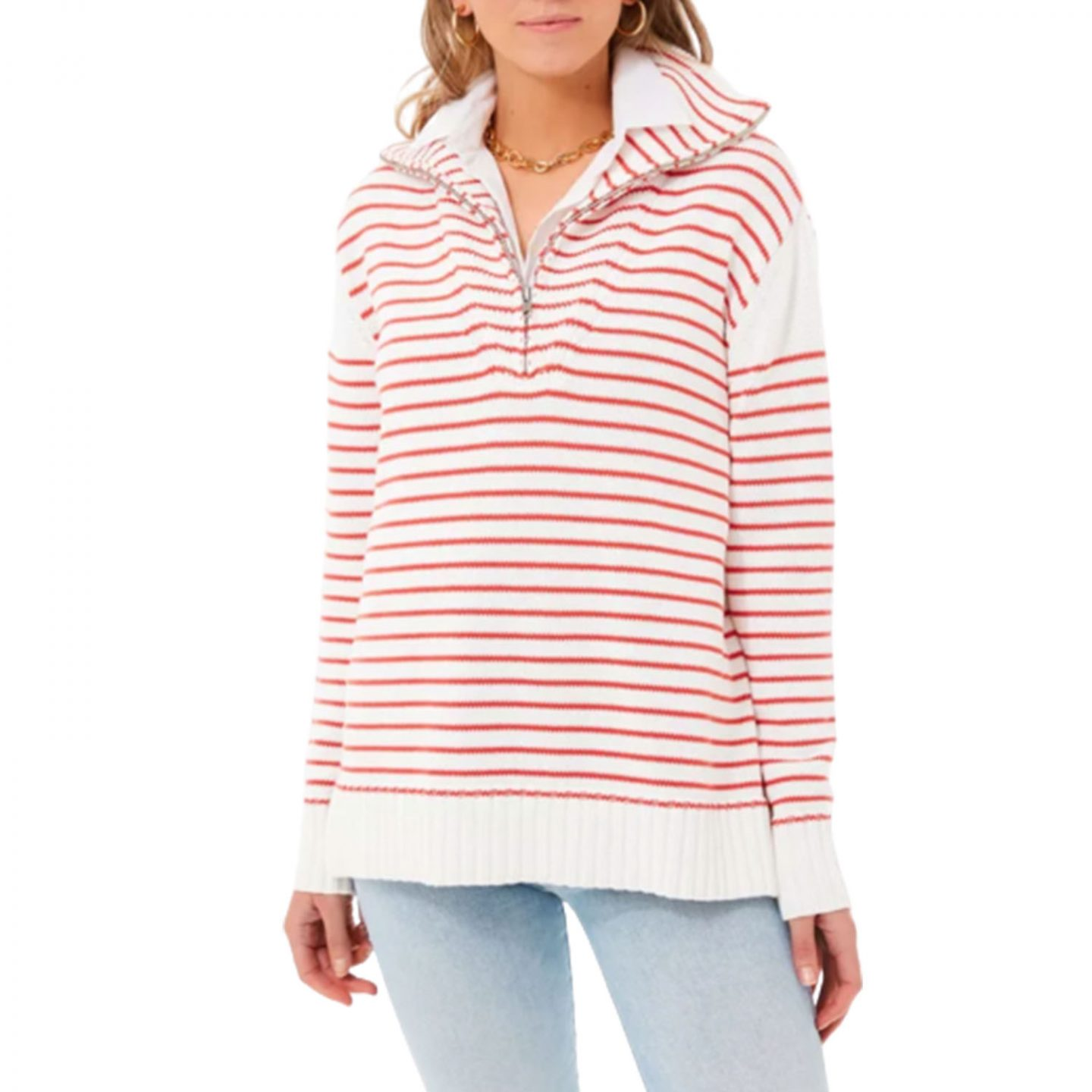 striped sweater   Monday Morning Musings   No.63