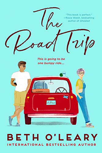 The Road Trip Book Discussion
