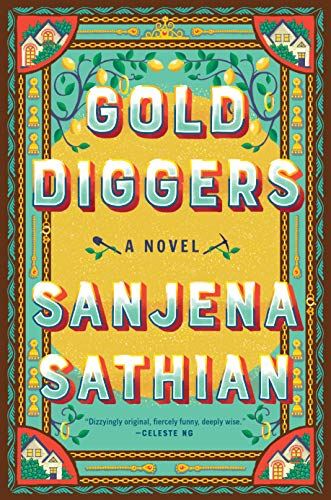 gold diggers novel