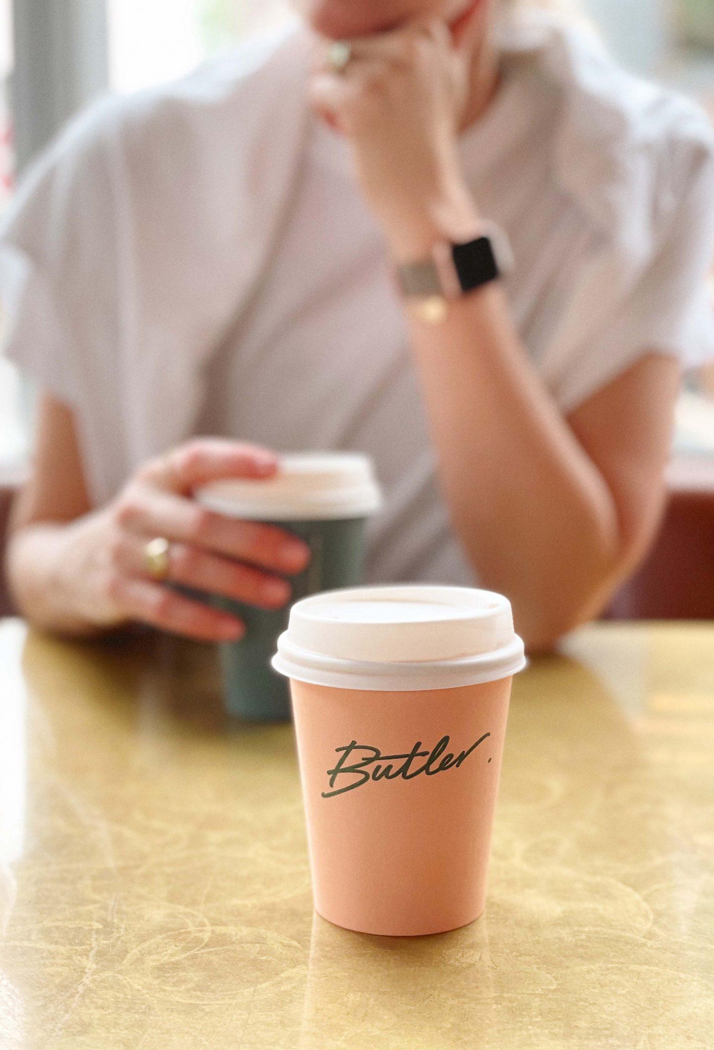 Butler Brooklyn coffee