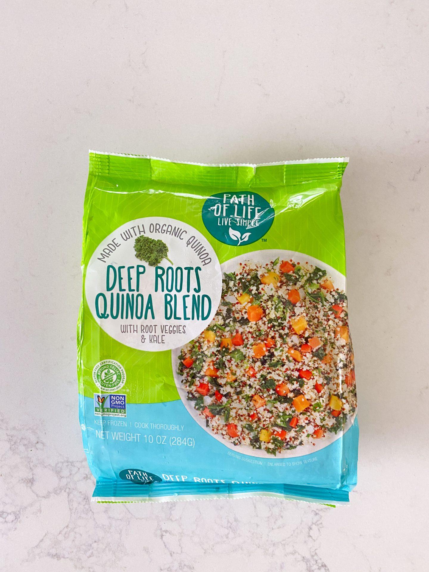 Quinoa Bowls gluten free dairy free recipe