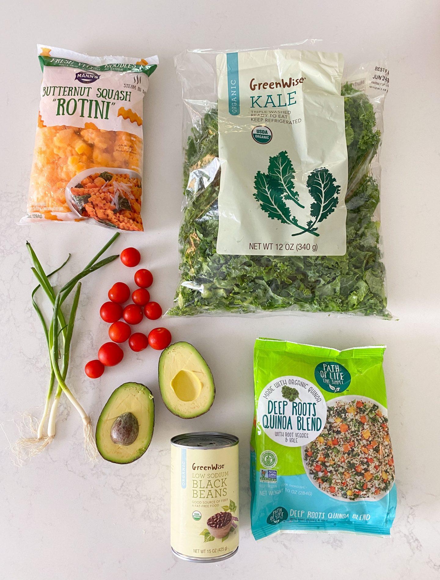 Quinoa Bowls easy recipe