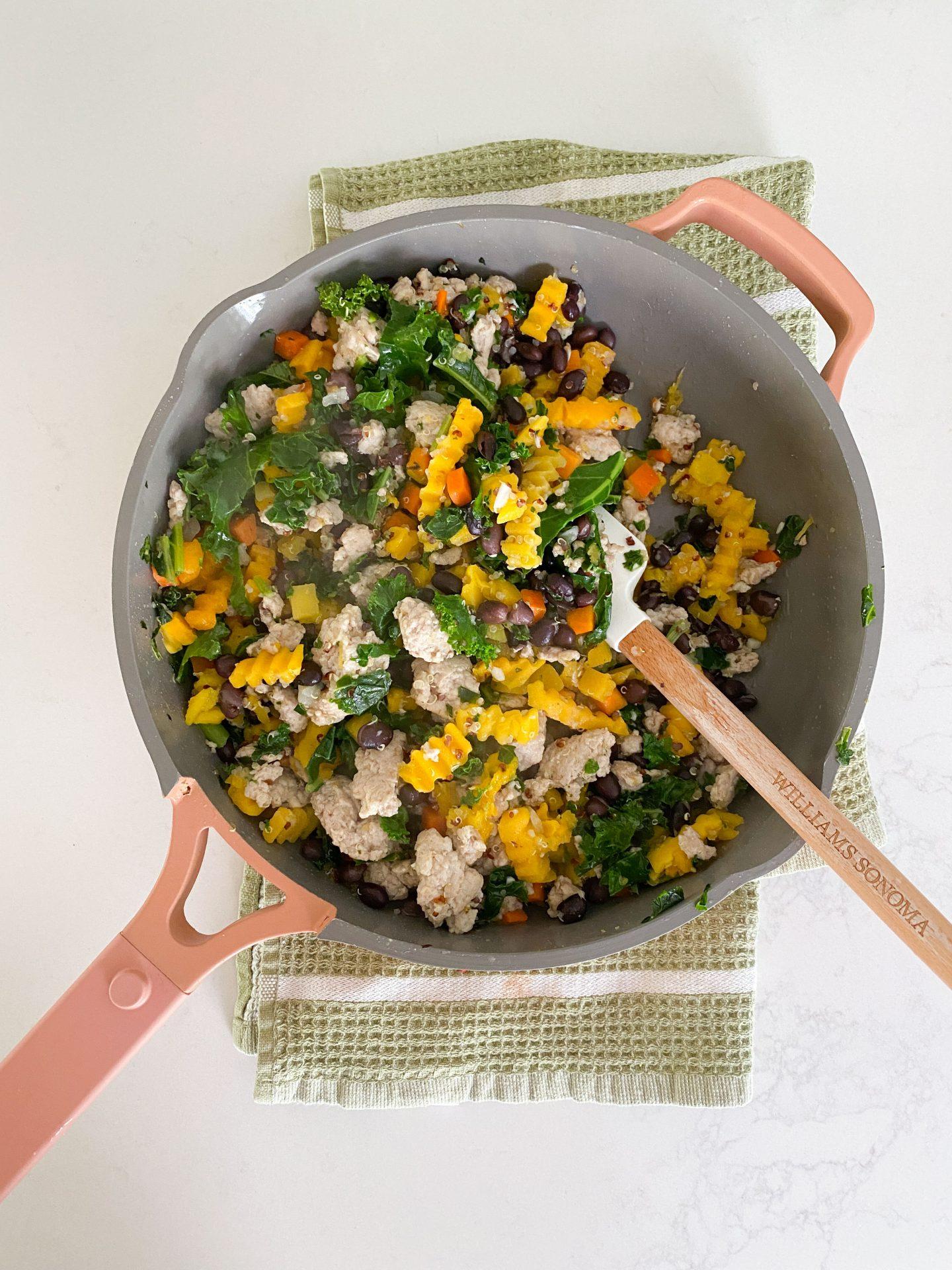 Quinoa Bowls gluten free dairy free