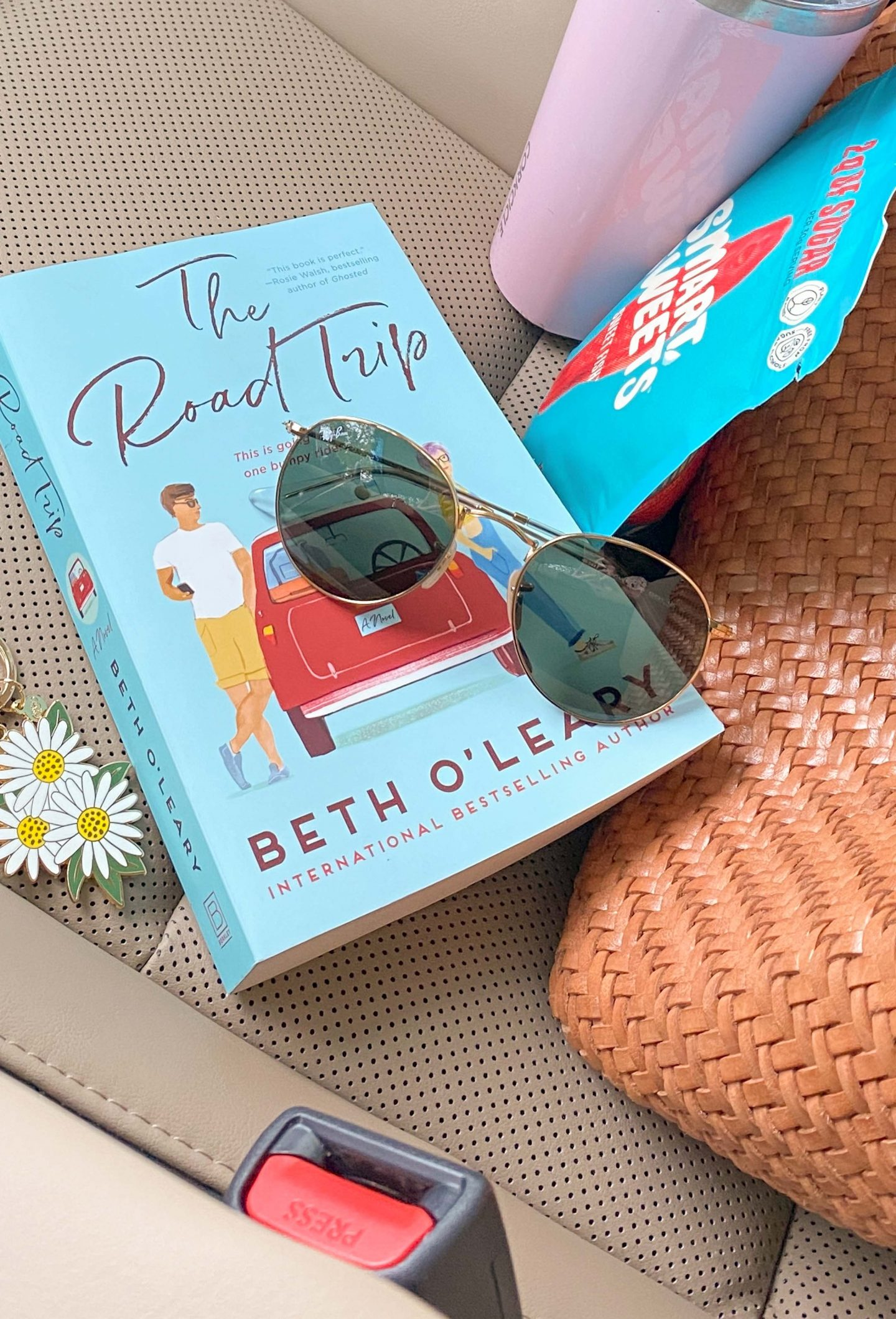 July's Book: The Road Trip