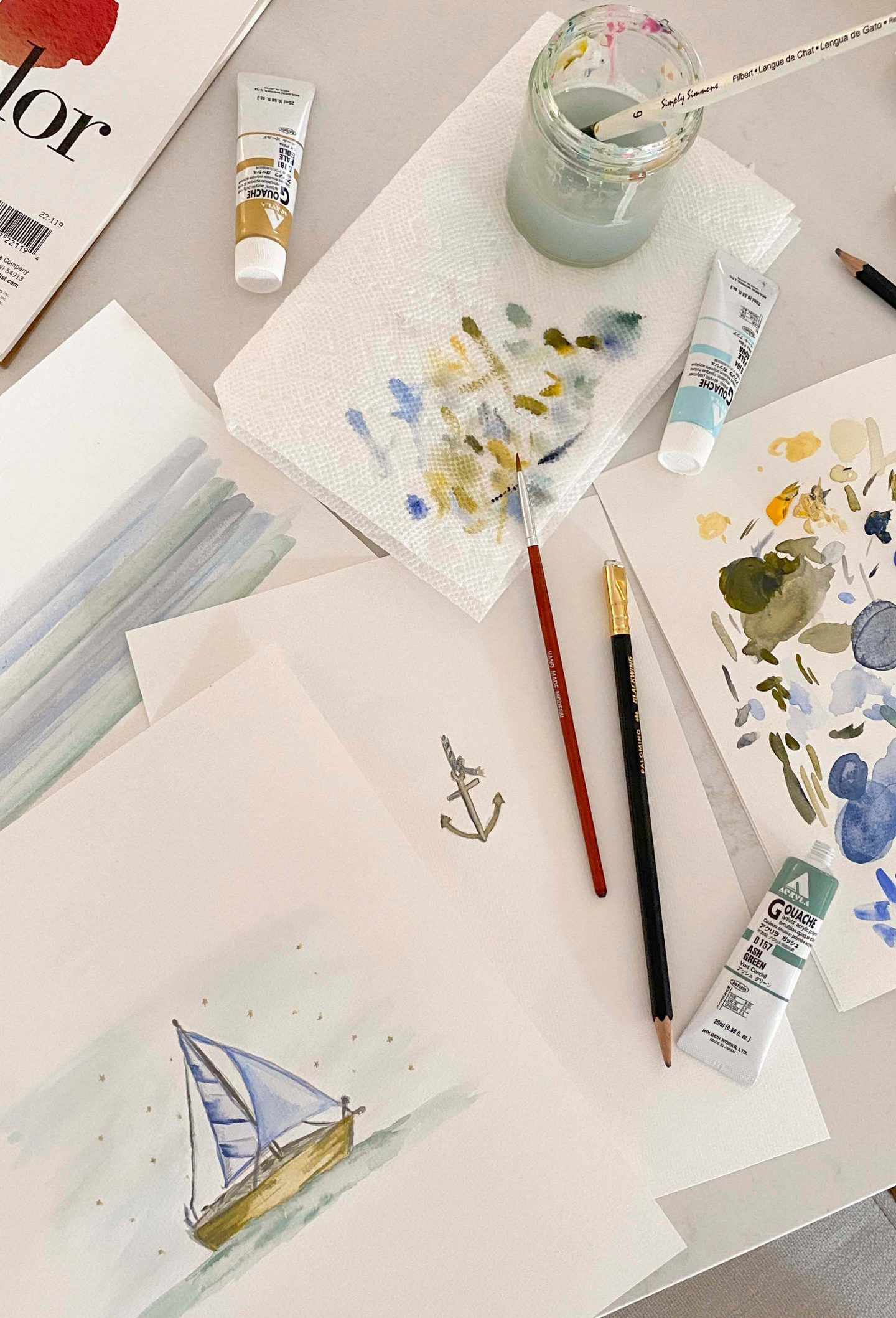 custom stationery designer