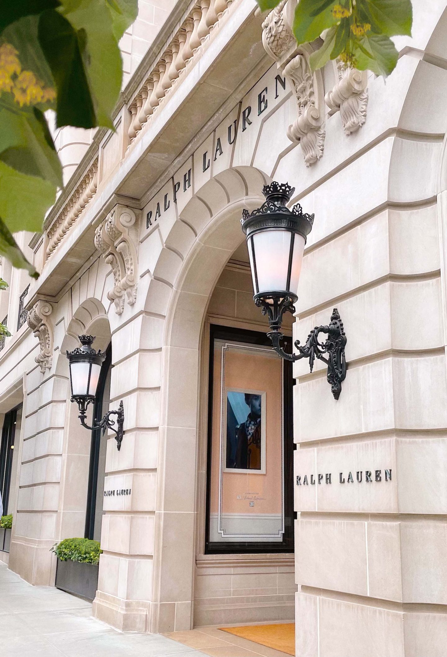 Ralph Lauren New York