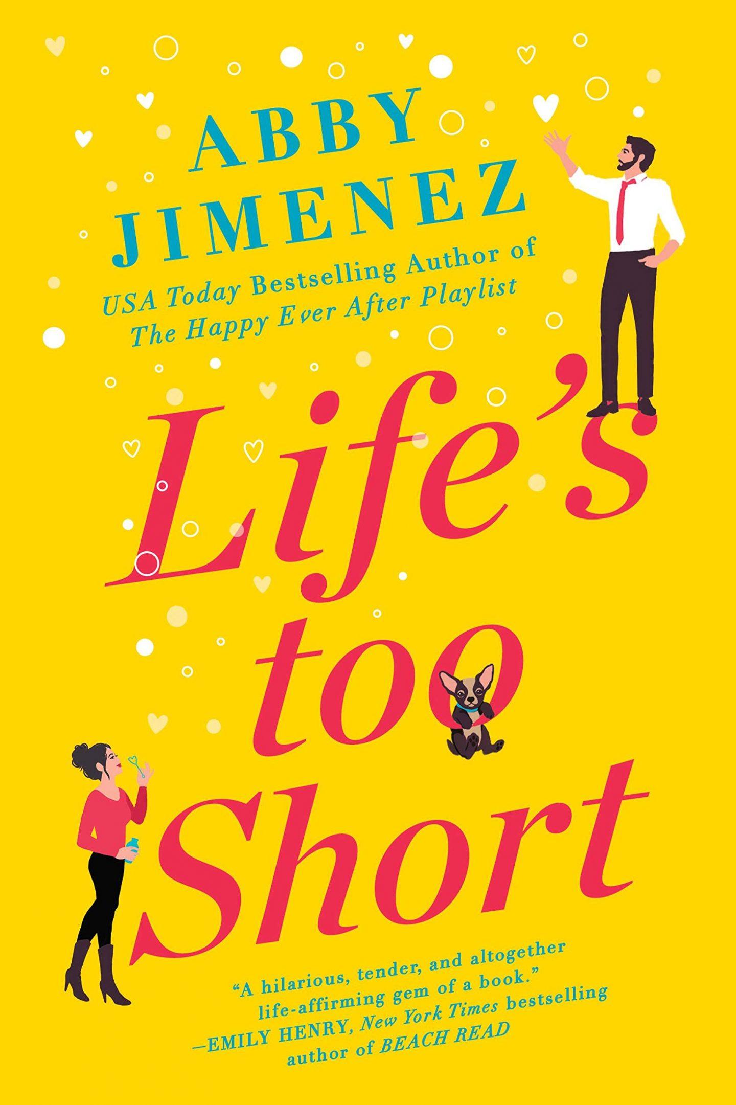 lifes too short book