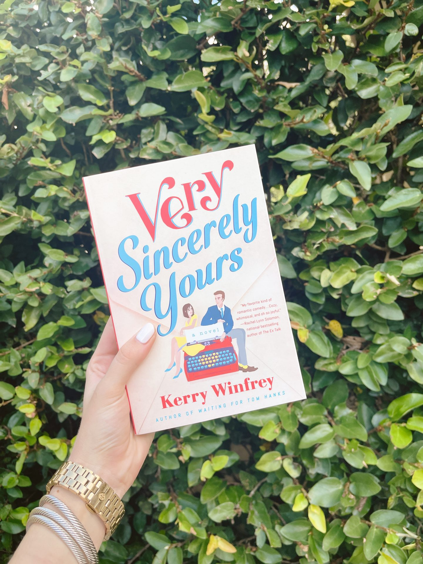 August's Book: Very Sincerely Yours