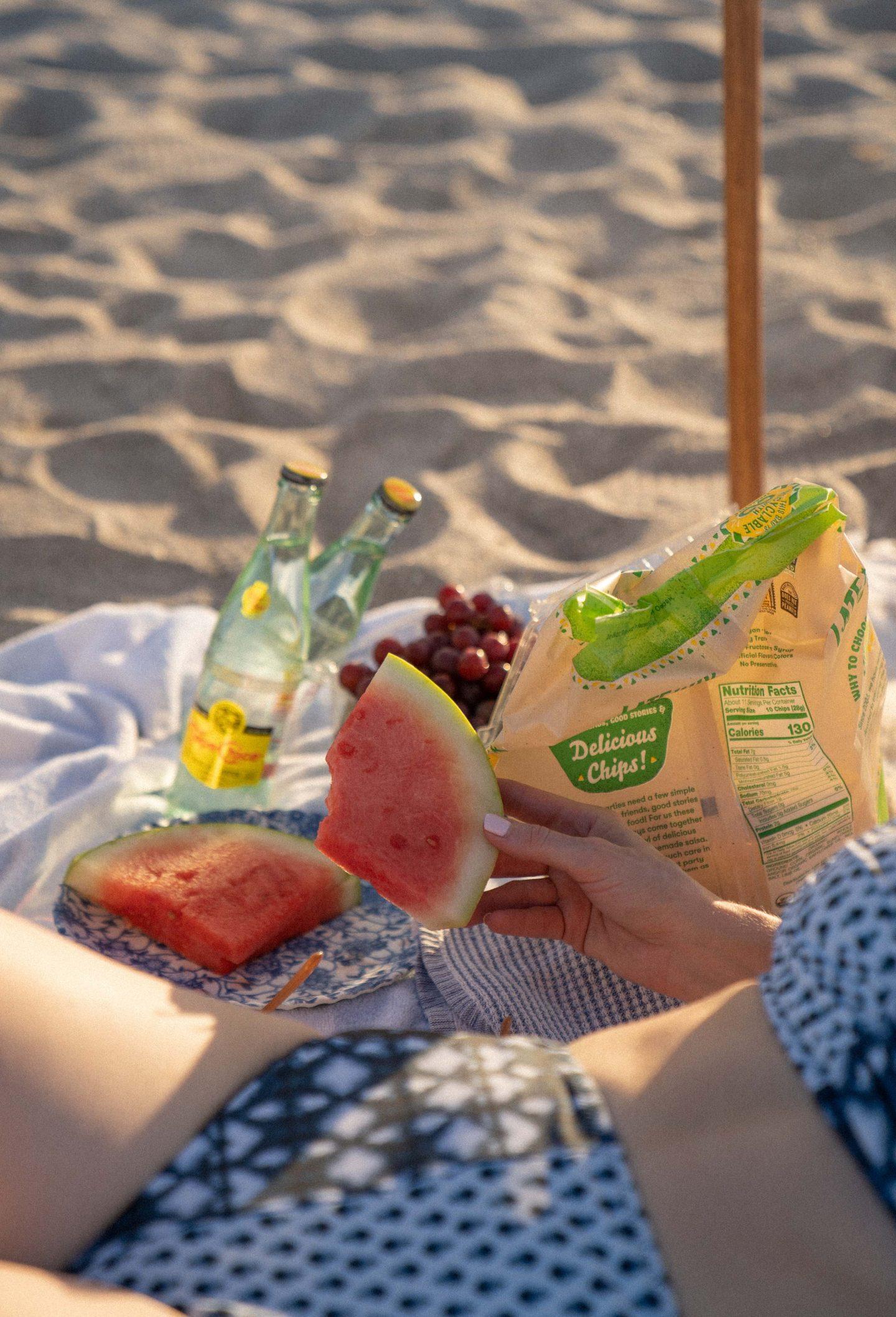 Walmart+ picnic snack orders