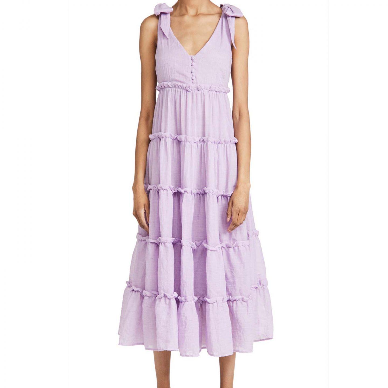 Purple Dress | Monday Morning Musings | No.169
